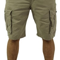 Levi's Men's Twill Factory Second Cargo Shorts