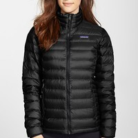 Women's Patagonia Packable Down Sweater Jacket,