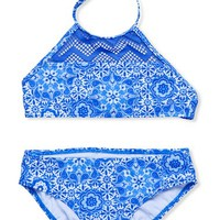 Girl's Gossip Girl 'Nomad Child' Two-Piece Swimsuit,