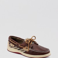 Sperry Top-Sider Boat Shoes - Bluefish Plaid | Bloomingdale's