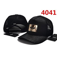FENDI Stylish Golf Baseball Cap Hat 4041