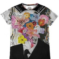 Daze' Digital Print Tee by Youreyeslie.com Online store> Shop the collection