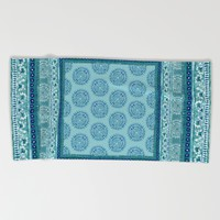 Mya Square Beach Towel by Aimee St Hill