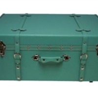 The Sorority College Dorm Trunk - Baby Mint
