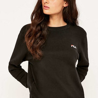 UO Exclusive Fila Leena Black Jumper - Urban Outfitters