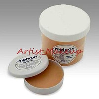 MEHRON SYNWAX MODELING EYEBROWS BLOCKER WAX FX SPECIAL EFFECTS MAKEUP 10 OZ