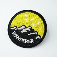 """Wanderer"" Patch"