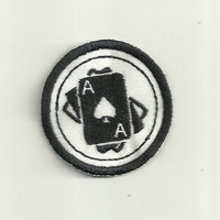 "2"" Poker/Cards Merit Badge, Patch! Any Color combo! Custom Made!"