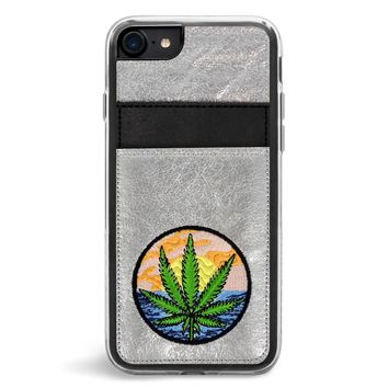 Baked Pocket Embroidered iPhone 6/6s/7/8 Case