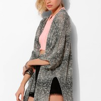 Ecote Summer Nights Cocoon Cardigan - Urban Outfitters