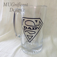 Super DAD, Beer Mug