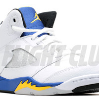 "jordan 5 retro ps ""laney"" - white/vrsty mz-vrsty ryl-blck 