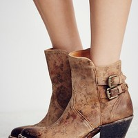 Free People Into the Wild Western Boot