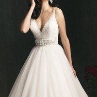 Allure 9067 Dress - MissesDressy.com