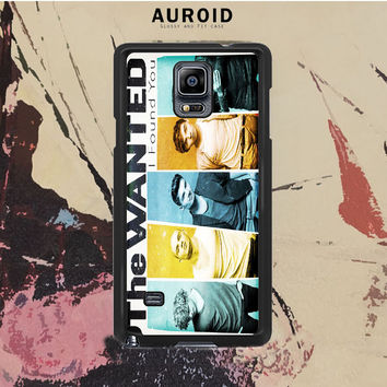 The Wanted Samsung Galaxy Note 3 Case Auroid