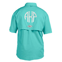 Monogrammed Fishing Shirt - Inventory Clear Out