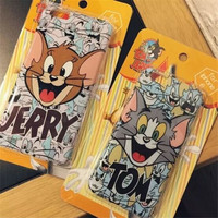 Tom And Jerry Printed Hardcase For Iphone