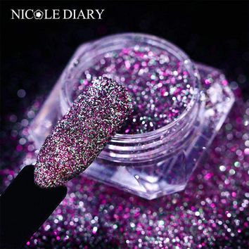 Nail Paillette Powder Manicure Decoration