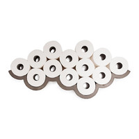 Cloudy Day Toilet Paper Storage - Large   toilet tissue holder
