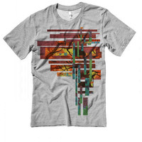 Autumn Abstraction Graphic Tee