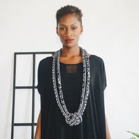 Double Knot Necklace