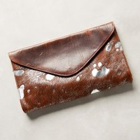 Abigail Clutch by Brave Brown One Size Clutches