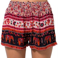 Ella Soft Gauze Short