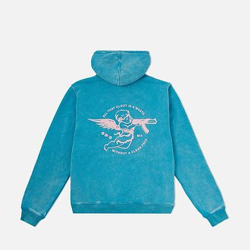 Clout Angel Pullover Hoodie
