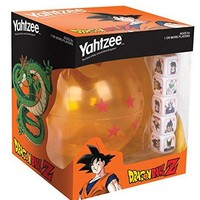 USAopoly Dragon Ball-Z Yahtzee Game
