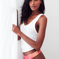 Textured Thong Panty - Body by Victoria - Victoria's Secret