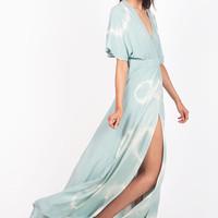 Swept+Away+Wrap+Maxi+Dress