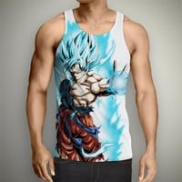 Summer Dragon Ball Z Tank Top T-Shirt (13 Styles)
