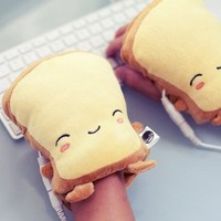 Smoko Toast USB Handwarmers - Butta