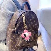KUYOU Louis Vuitton key chain can be used to make shoulder strap extension chain for bags