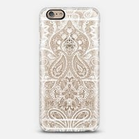 Paisley White iPhone 6 case by Aimee St Hill | Casetify