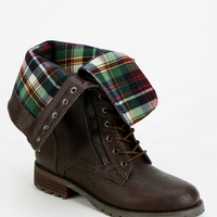 Urban Outfitters - BDG Double-Zip Fold-Over Boot