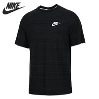 Original New Arrival 2018 NIKE  NSW ME AV15 TOP SS KNIT Men's T-shirts short sleeve Sportswear