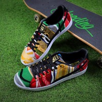 Best Online Sale The Notorious B.I.G COOGI x Puma Suede Classic Color Fabric Low Shoes