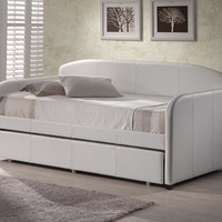 Hillsdale Springfield Daybed - White