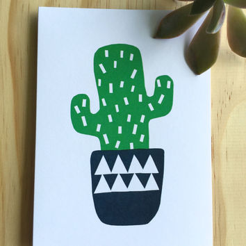 Greeting Card | Henry & Co. Cactus