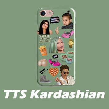Fashion kylie case for iphone X