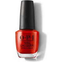 OPI Nail Lacquer - Gimme a Lido Kiss 0.5 oz - #NLV30