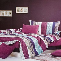 Love in the Rhine Luxury Comforter Set Combo 300GSM