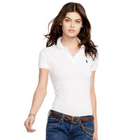 Skinny-Fit Polo Shirt