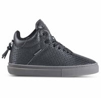 Clear Weather - The One-Ten - Black Perforated Leather