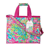 Insulated Cooler {Spot Ya} - Lilly Pulitzer