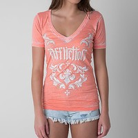 Affliction Chantilly Top