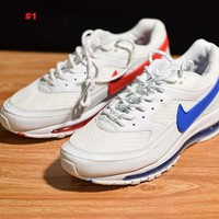 Nike LuxuryDesigner Men's Sneakers Luxury Brand MAX 97 Men's Trainers Jogger Sports Shoes with Original Box.