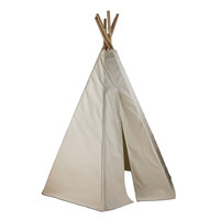 Dexton 7.5ft Great Plains Teepee - Natural - DX-1075