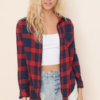 Flannel Girlfriend Shirt